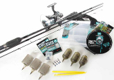 Korum feeder fishing kit
