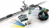 Korum float fishing kit