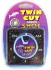 Dinsmore 7 way Twin cut shot dispenser
