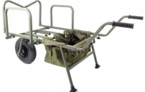 Nash H-Gun barrow single wheel