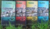 Korda Thinking Tackle Dvd's