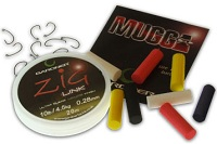 Zig rig tackle