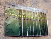 Barbel hooks and Line
