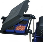 Preston seat box accessories