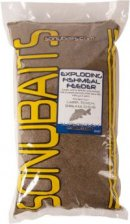 Sonubaits Exploding Fishmeal Feeder Mix