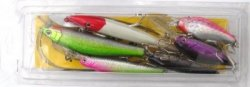 Tackleup Pike Lures and Traces Starter Pack