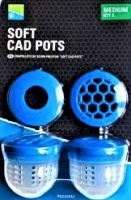 Preston soft CAD pots