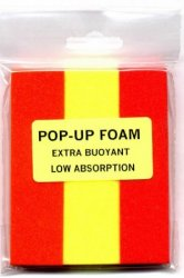 Tackleup Pop-Up/Zig Rig Foam