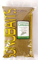 Sonubaits Supercrush Green Mix