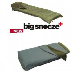 Trakker Big Snooze Plus Bag and Thermal Bedchair Cover Deal