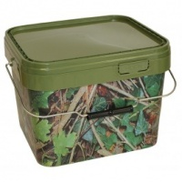 square bait bucket