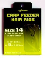 Drennan Carp Feeder Hair Rigs
