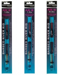 Drennan AS8 River Microbarbed pole rigs
