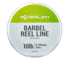 Korum Barbel reel line