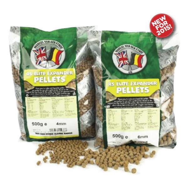 Expander pellets