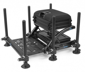Preston Absolute 36 Black edition seatbox