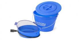 Preston Groundbait Bucket and Bowl Set