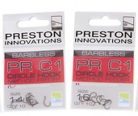 Preston PRC1 circle method feeder hooks