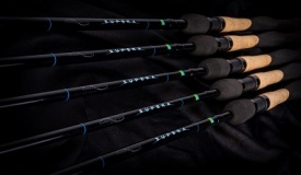 Preston Carbon Active Supera 11' Pellet waggler rod
