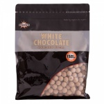 Dynamite Baits white chocolate and coconut boilies