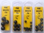 Tackleup Pike Bullets