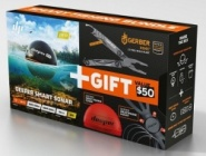 Deeper Pro plus fish finder-bundle deal