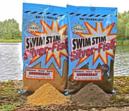 Dynamite baits Swimstim Silverfish groundbait