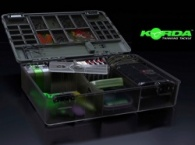 Korda Tackle box & accessories