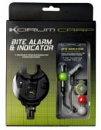 Korum Bite Alarms and indicators