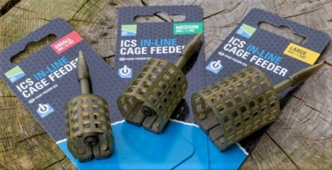 Preston ICS in line Cage Feeder
