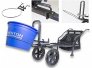 Preston shuttle bait bucket hoop