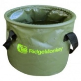 Ridge Monkey 10 litre collapsible water bucket