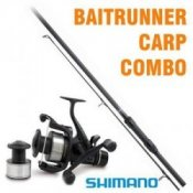 Carp rod and reel sets