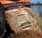 Sonubaits Maggot fishmeal groundbait